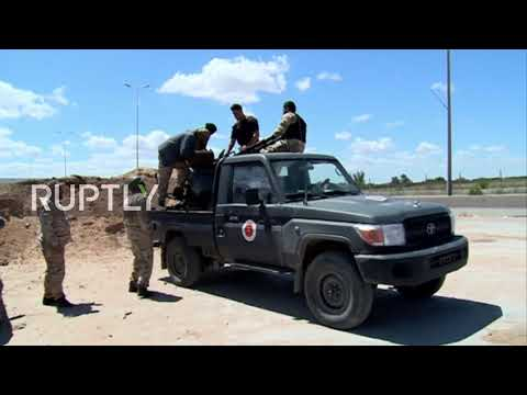 Libya: Fighting erupts around Tripoli International Airport