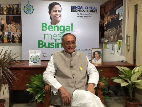 In Conversation With Dr Amit Mitra