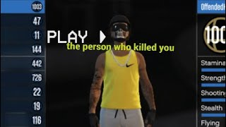 Under rateded player(24ST)*Part 2* coming later of a Oppjoe-