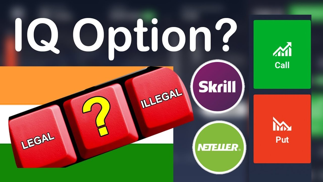 Binary options illegal in india