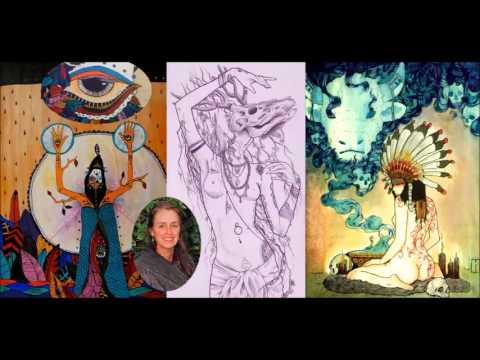 "Kathleen ""Kat"" Harrison -- Weaving Modern Ritual"