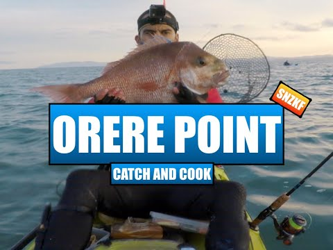 Catch And Cook -  Orere Point