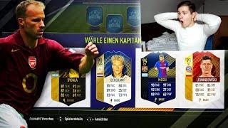 FIFA 18: Krasses ICON BERGKAMP full FUT DRAFT! 🔥🔥 - Ultimate Team (Deutsch) - Draft Pack Opening