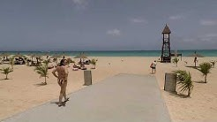 Cape Verde June 2019 Riu Palace Boa Vista room to beach