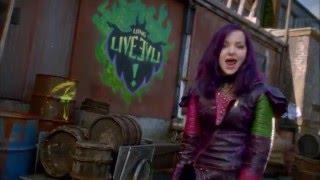 Chanson: Rotten to the Core | Descendants | Disney Channel BE