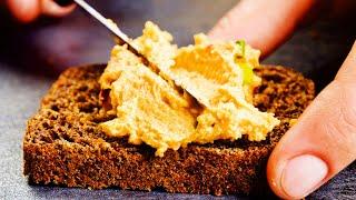 Вместо колбасы и сыра Сразу 3 безупречных закуски для тех кто хочет сэкономить с пользой