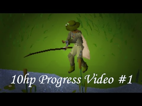Teaks   Progress Video #1   10 Hitpoints