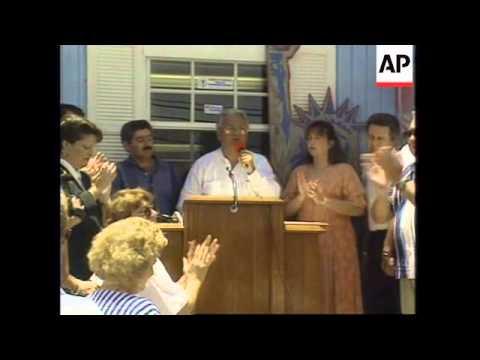USA: FLORIDA: CUBAN EXILE GROUP OPEN MUSEUM