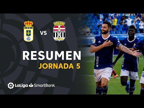 Oviedo Cartagena Goals And Highlights