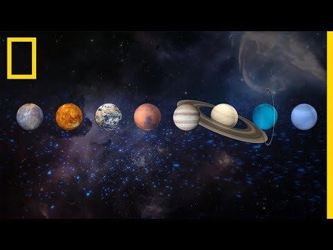 Tout comprendre sur :  le système solaire
