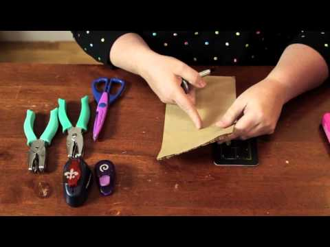 How to Make Tealight Candle Holders From Paper Bags : Cool & Functional Crafts