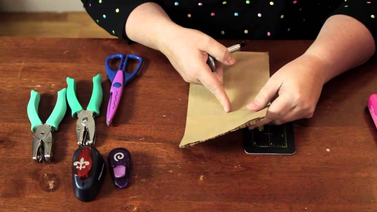 How To Make Tealight Candle Holders From Paper Bags Cool Functional Crafts You