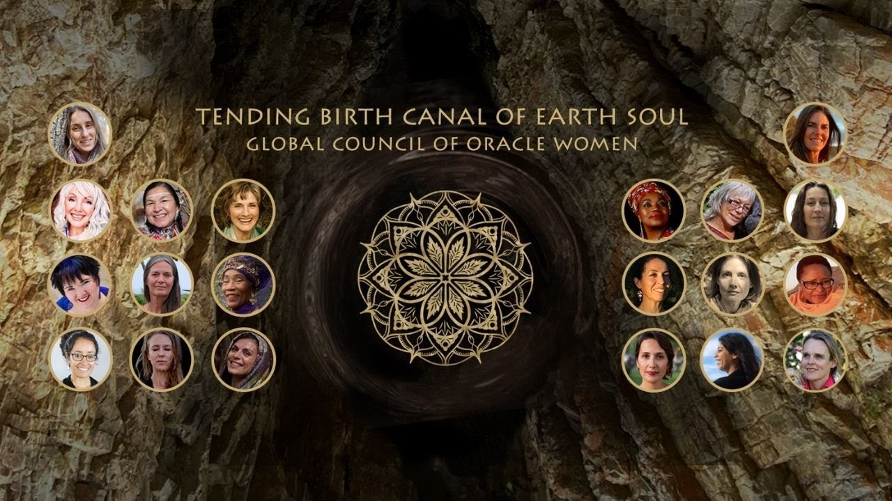 Equinox Ceremony - Tending Birth Canal of Earth Soul