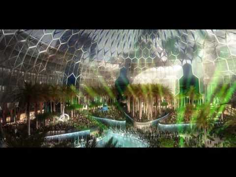 Virtual tour of Al Wasl Plaza for Expo 2020 Dubai