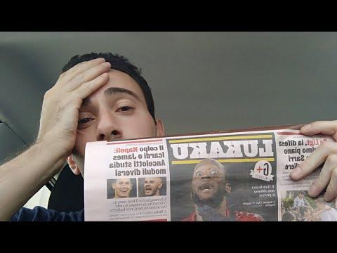 INTER-LUKAKU: SI ATTENDE SOLO L' OK DI DI MARZIO....