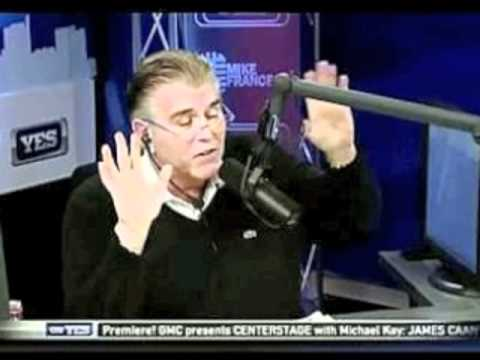 Mike Francesa Tiki Barber Interview (Part 1 of 3)