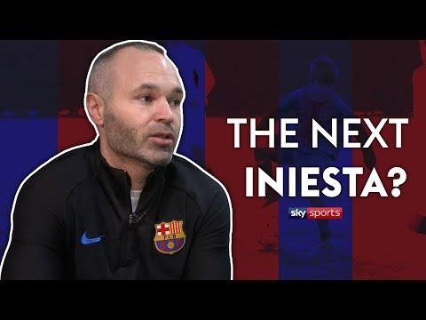 Finding the next andres iniesta | the barca way | sky sports documentary