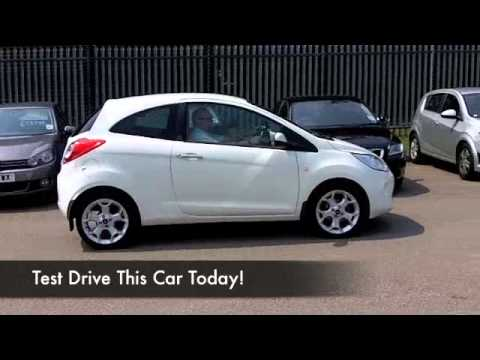 ford ka diesel hatchback 2010 1 3 tdci titanium 3dr. Black Bedroom Furniture Sets. Home Design Ideas