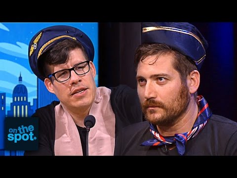 On The Spot: Ep. 93 - UNITED AIRLINES: RAGNAROK | Rooster Teeth