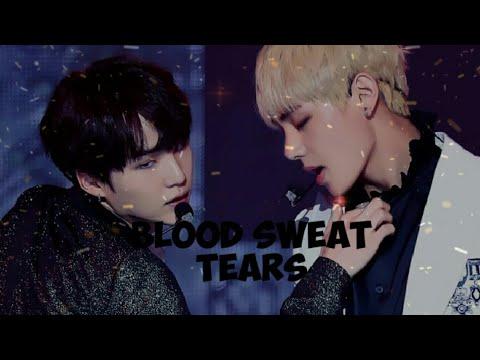 Blood Sweat Tears Whatsapp Status 😀😀😘😘