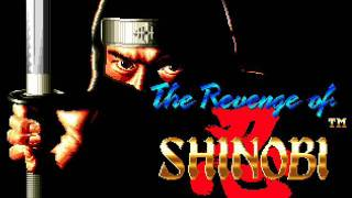Revenge of Shinobi ChinaTown (Test Remix by Albert)