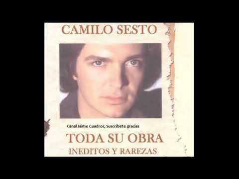 Camilo Sesto canciones inéditas 1970 al 2005 incluye el tema Colorina