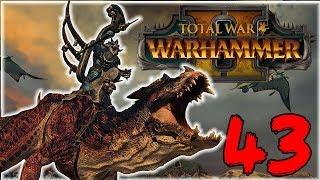 Total War: WARHAMMER II - Найс Трай, Скавены! - Часть 43