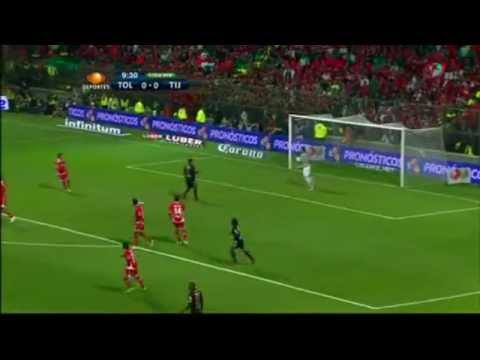Toluca vs Xolos Final Vuelta Liga MX 2012 Parte 1