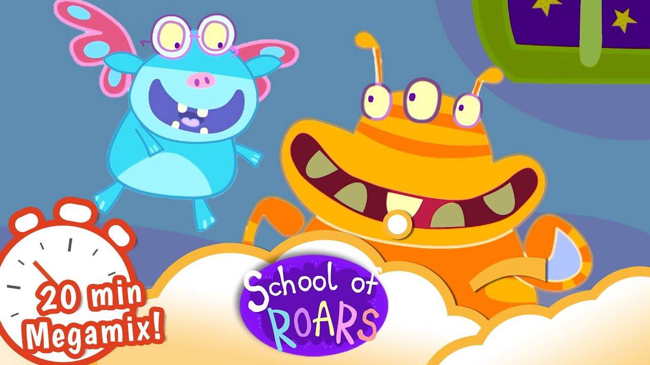 School Of Roars: Extra Long Episode 2   WikoKiko Kids TV