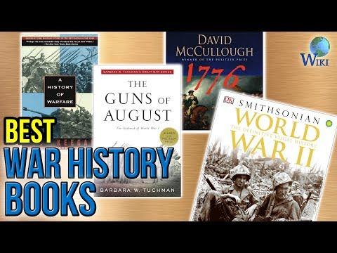 10 Best War History Books 2017