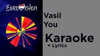 Vasil - You (Karaoke) North Macedonia Eurovision 2020