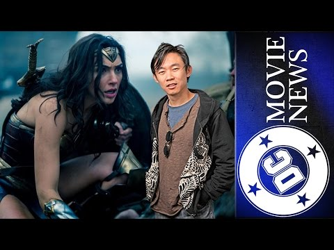 New Wonder Woman Trailer Soon, James Wan Talks Aquaman &  More! | DC Movie News