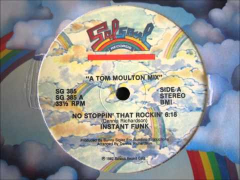 Instant Funk - No Stoppin'That Rockin'