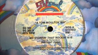 Instant Funk - No Stoppin