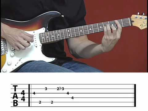 One Last Breath Guitar Tutorial - YouTube