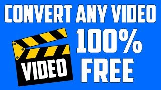 Best Free Video Converter For Windows | 2019