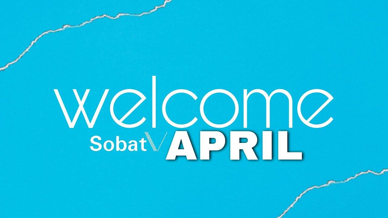 APRIL SERU BARENG SobatTV!!