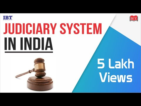 Judiciary System in India By Dr Vipan Goyal