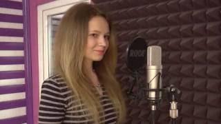 Татьяна,  L'amore esiste - Francesca Michielin. Уроки вокала в Москве(Татьяна, ученица музыкальной студии