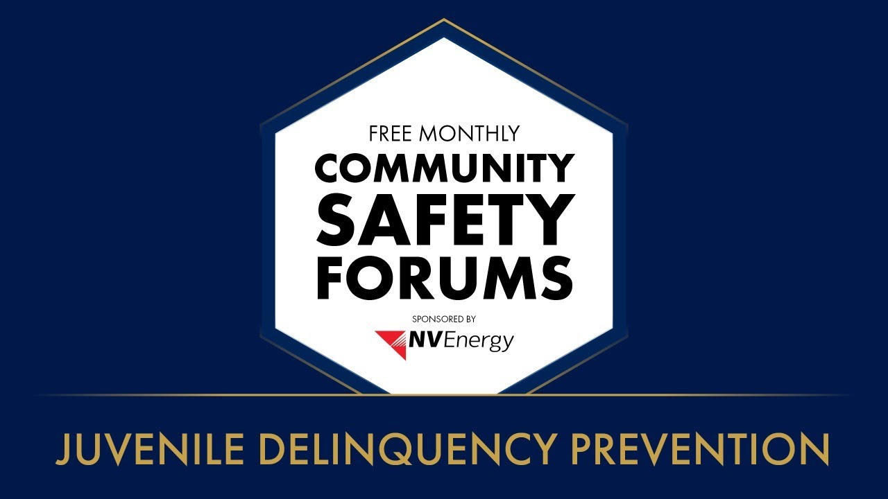 Download Community Safety Forum: Juvenile Delinquency Prevention