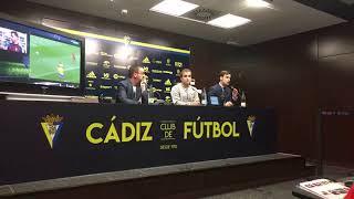 Rueda de prensa de Jagoba Arrasate tras el encuentro ante el Cadiz C.F