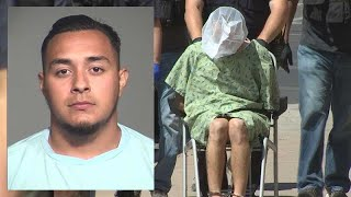 VIDEO: Carjacking suspect has history with AZ Department of Correction
