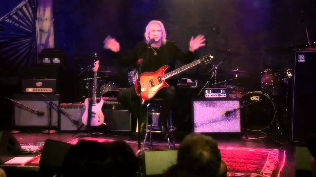 joe walsh - life's been good (live spoken word version) - youtube
