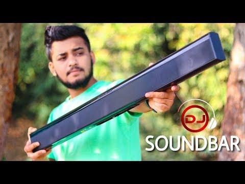 BLITZWOLF 60W SMART SOUNDBAR ▶ Wireless & Wire Bluetooth Audio Speaker