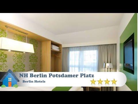 NH Berlin Potsdamer Platz - Berlin Hotels, Germany