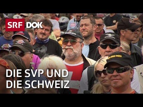 Die SVP Schweiz – Ein Jahr unterwegs mit den Rechtskonservativen   Doku   SRF DOK