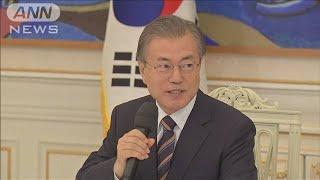 輸出規制巡り 文大統領 党派超え協力呼びかけ(19/07/19)