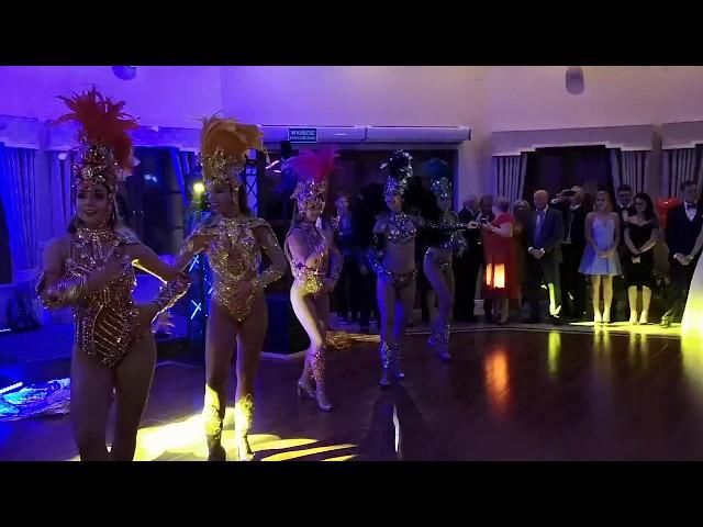 Pokaz samby brazylijskiej 100% Samba Show