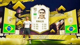 RONALDO NAZARIO IN A PACK!! | TOP SOBRES #1 | FIFA 20