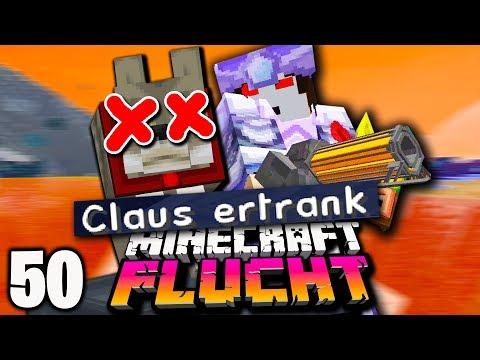 Das ENDE von Claus ☆ Minecraft FLUCHT #50